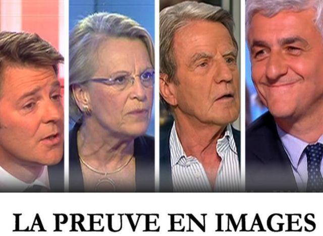 VIDÉO. Wikileaks: Tous les anciens ministres se savaient surveillés... surtout Hervé Morin