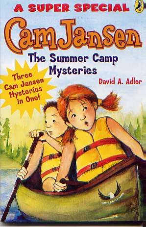 47 best chapter books for 2nd and 3rd graders images on pinterest great for ages a collection of three cam jansen summer camp mysteries in which cam jansen and her best friend are spending three weeks at camp eagle lake fandeluxe Gallery