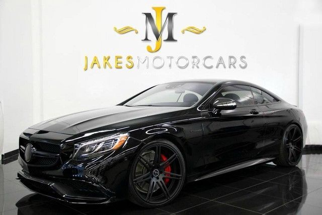 Awesome Great 2015 Mercedes Benz S Class S63 Amg Designo Coupe