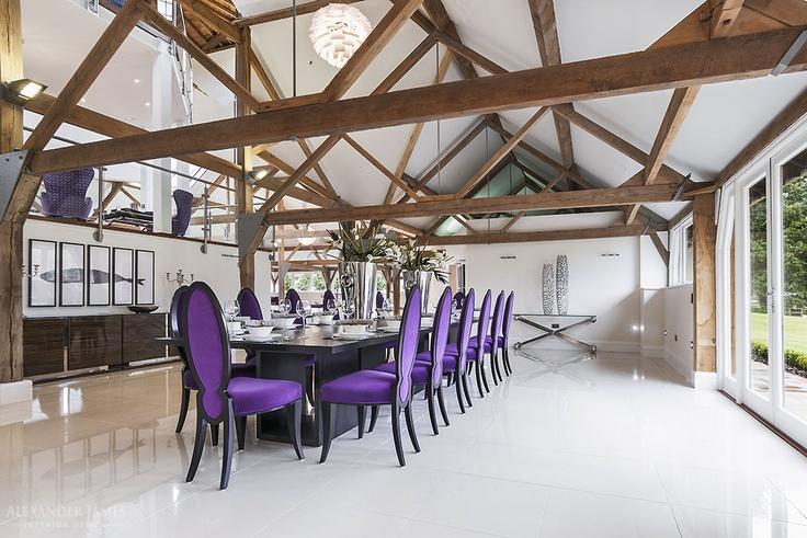 Dining room. #interiors #design
