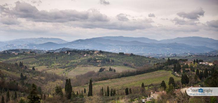 Rundreise in der Toskana
