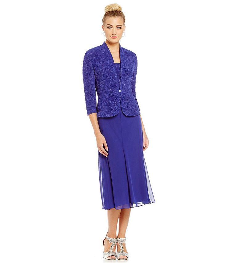 Mejores +300 imágenes de Alex Evenings Suit en Pinterest | Vestido ...