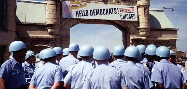 Aug 26, 1968: The Democratic National Convention opens in Chicago…