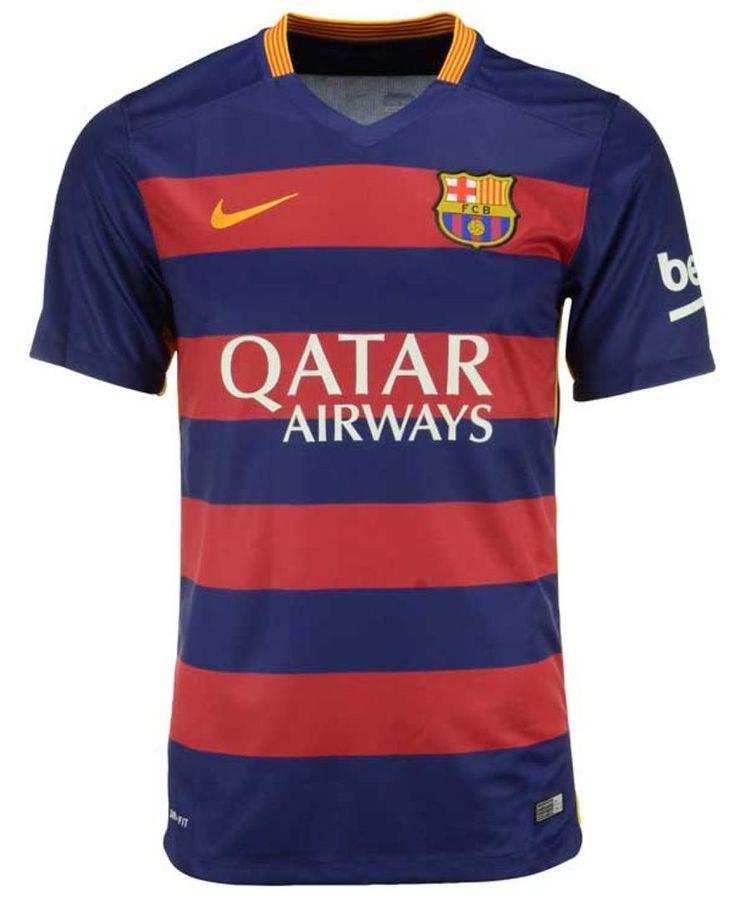 4edf175c2a5 ... Women Soccer Jersey Nike Mens Fc Barcelona Club Soccer Stadium Jersey