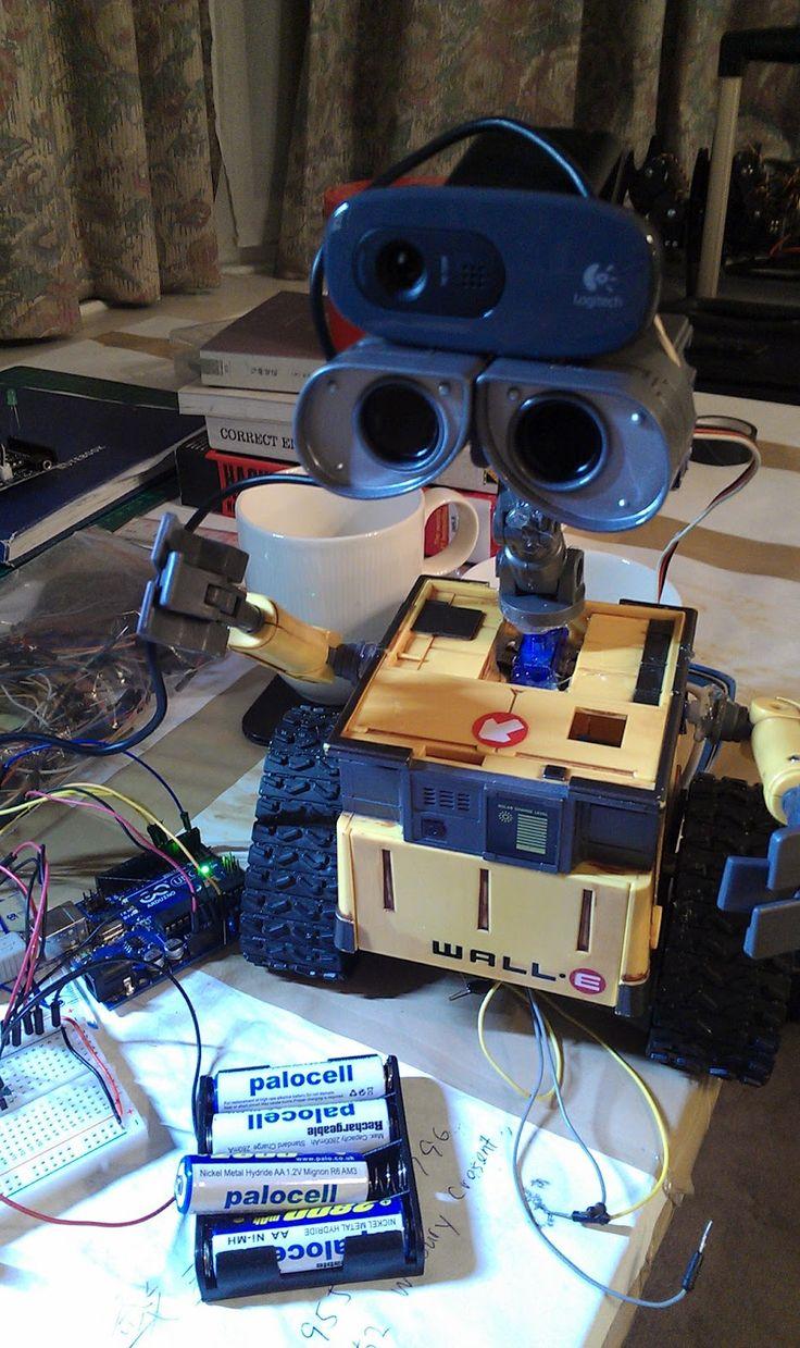 Best diy robot ideas on pinterest robotic science