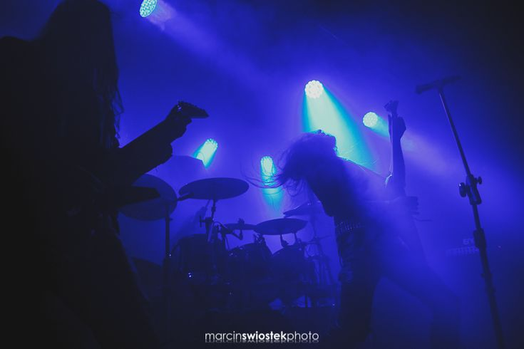 Deus Mortem Death and black metal band. --- © 2017 Marcin Świostek Photo All right reserved Feel free to share the original link. For other uses of the photo please contact me.