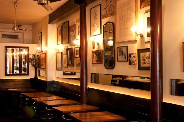 Bar Tartine (dinner only) 561 Valencia Street, Mission District, San Francisco