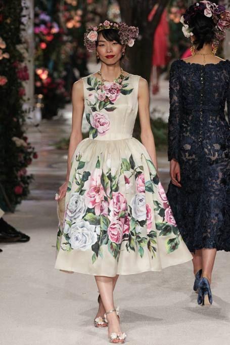 Dolce & Gabbana Alta Moda Tokyo