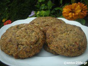 Μπιφτέκια Μελιτζάνας με πατάτα και φρέσκα αρωματικά – enter2life.gr