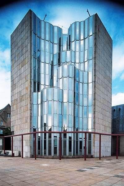 museum abteiberg hans hollein - Buscar con Google