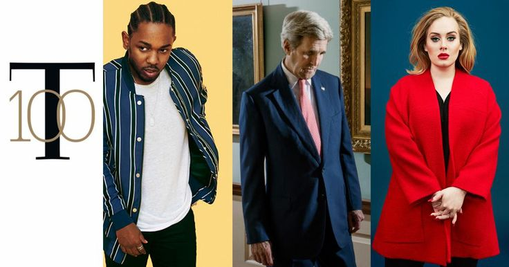 Who are the world's 100 most influential people? Do you know them all?