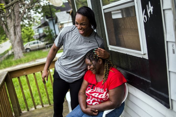 Claressa Shields swings at Rio Olympics to bring 'good news' to Flint…