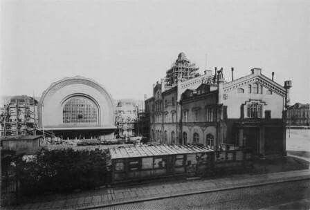 Helsingin rautatieasemat