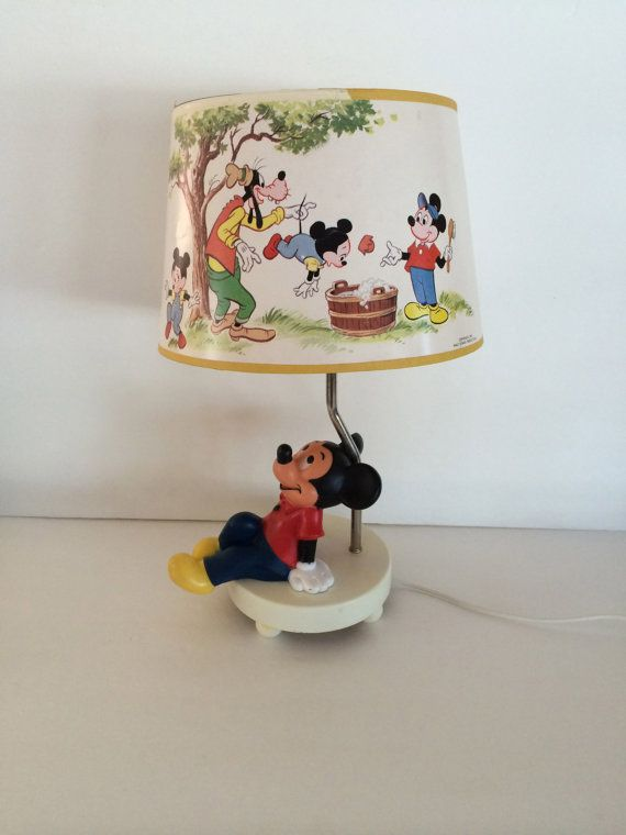 Best 25+ Mickey mouse lamp ideas on Pinterest | Mickey ...
