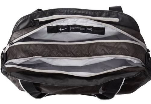 bolso deportivo nike modelo damas c72 legend 2.0 negro