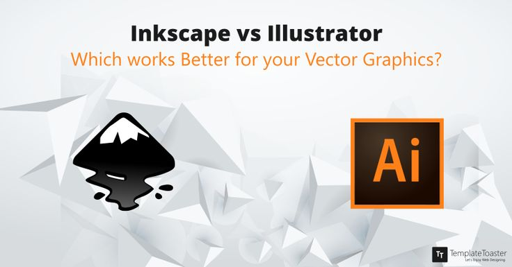 Inkscape vs Illustrator: Which works Better for your Vector Graphics? blog image