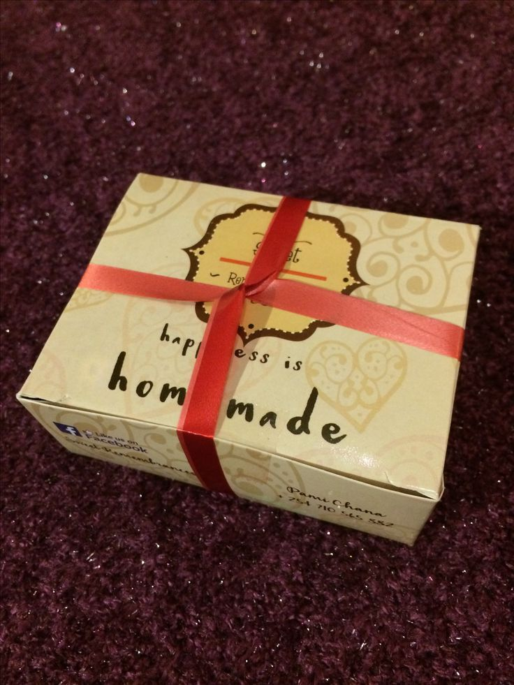 Gift boxes #sweet Rememberances