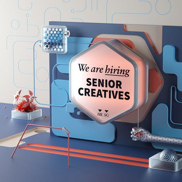 Our agency is growing and we're looking for motivated designers who hold themselves to a high standard. We specialise in all things video - from motion graphics and 3D design, to illustration, character design and film.   We're a friendly bunch (promise!), and we take our work seriously. If you would like to join our creative team, please send your reel to jobs@carbon.tv