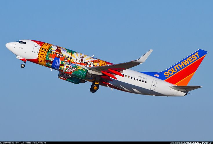 Southwest Airlines N945WN Boeing 737-7H4 aircraft picture