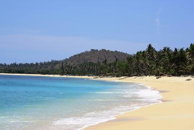 Saud Beach in Pagudpud
