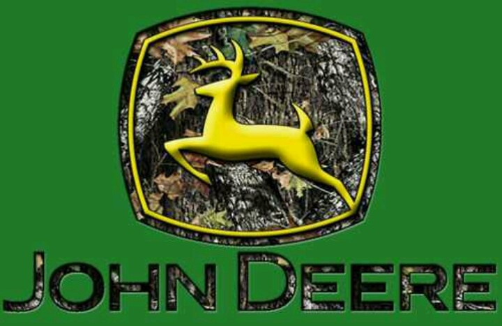 John Deere is the only way to go