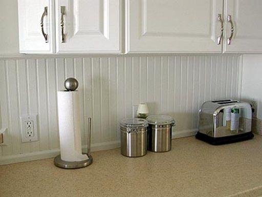 Paneling For Kitchen Backsplash