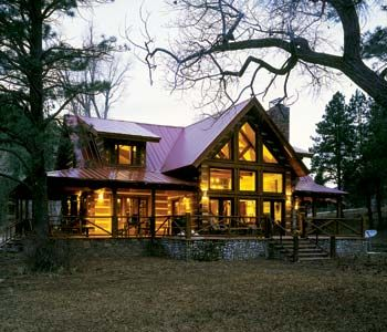 53 best Homes images on Pinterest Log cabins Cabin porches and