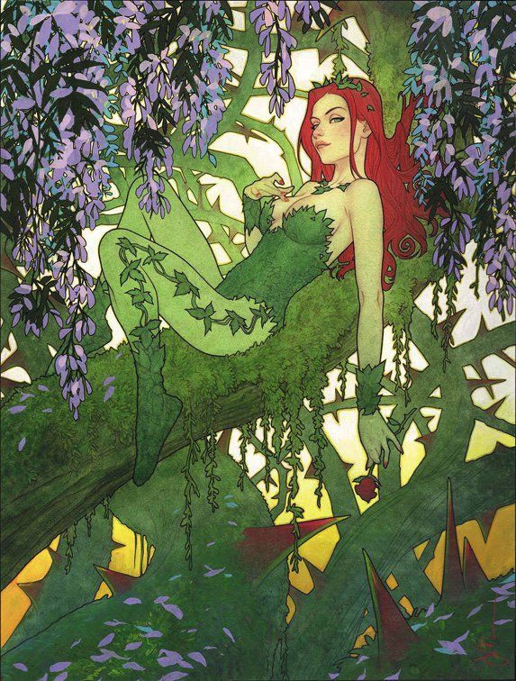 Poison Ivy by Josh Middleton
