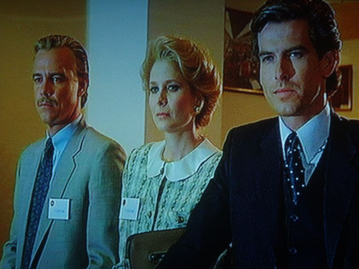 ben masters deborah raffin and pierce brosnan in noble