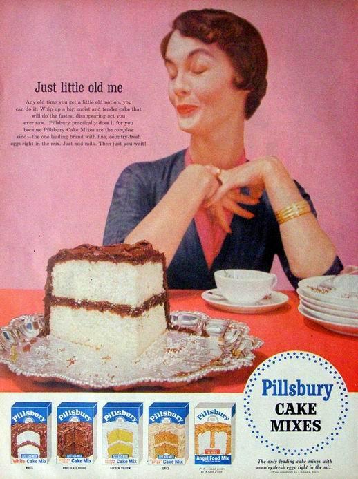 cake ads