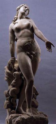 Antonio Canova: Sculpture Euridice