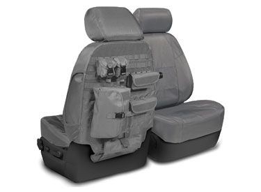 2004 Ford Explorer Sport Trac Custom Tactical Seat Covers | CarCoverPlanet.com