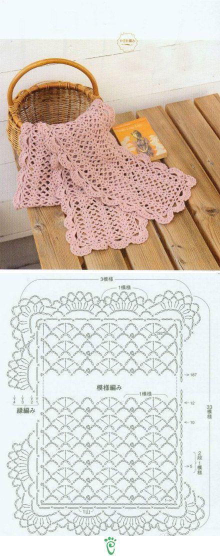 Mejores 314 imágenes de crochê en Pinterest   Ropas de ganchillo ...