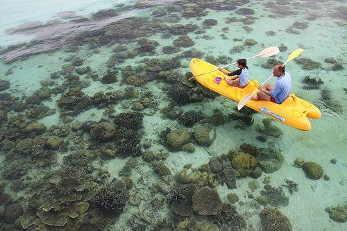 Lankayan Island off Sandakan