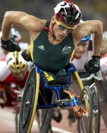 The Australian Paralympic Committee (APC) announced the athletics team for the London 2012 Paralympic Games at the Queensland Sport and Athletics Centre today