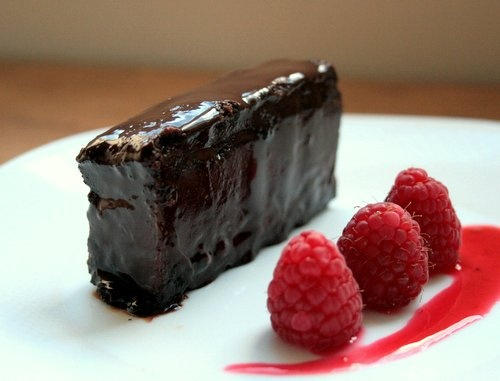 Chocolate Mousse Cake by William Drabble » Butcher, Baker