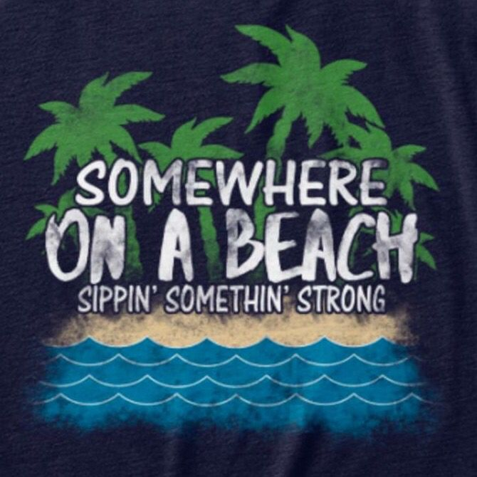 Somewhere on a Beach- Dierks Bentley