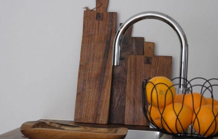 Quooker Flex kraan in moderne keuken.
