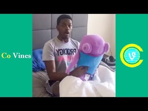 Try Not To Laugh - Watching Funniest Reggie COUZ - Vines Compilation 2017