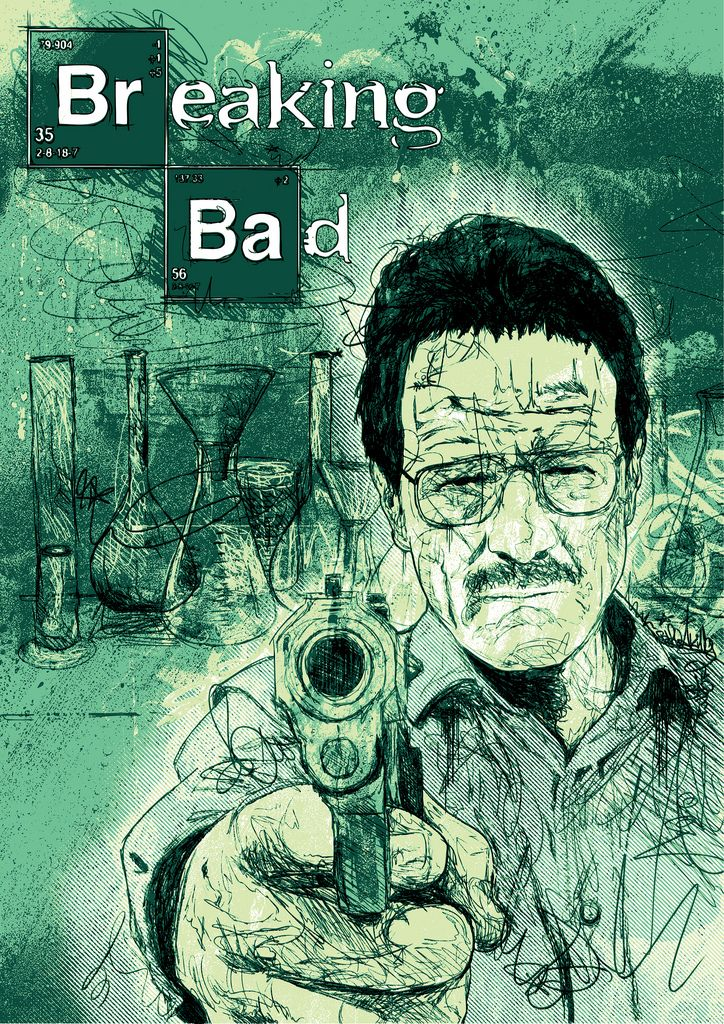 Periodic table breaking bad periodic table periodic table of 1244 best breaking bad images on pinterest breaking bad poster urtaz Image collections