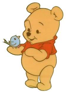 Imágenes Baby Pooh - Osito Pooh bebé