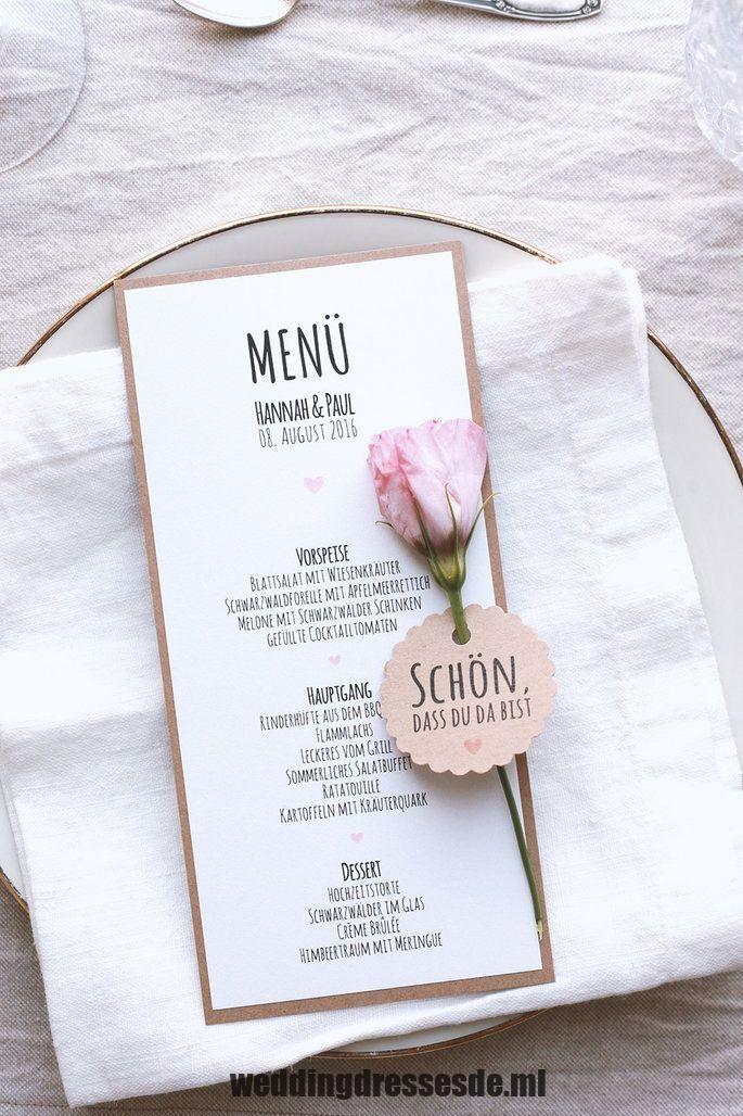 Selbst gemachtes Briefpapier für Ihre Hochzeit – mit schönen DIY-Sets   – Wedding