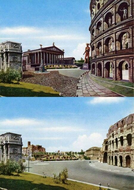 380 Best Images About Glory Of Rome On Pinterest The