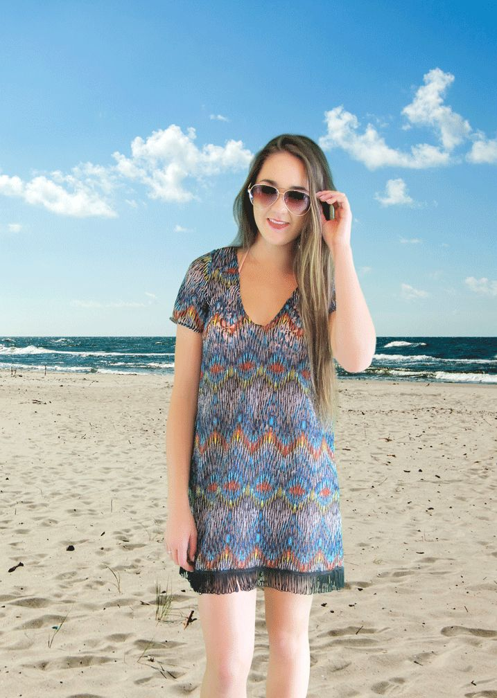 The Frolic Beach Coverup