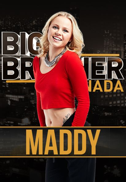 Maddy BBCAN4