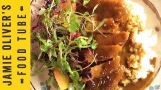 Re-pinned: Chicken Katsu Curry