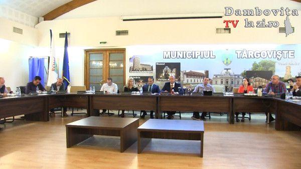Consilierii municipali au hotărât cu majoritate finanțarea sportului târgoviștean! | Dambovitalazi.ro