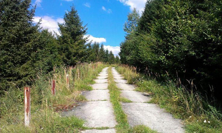 Cesta na vrchoch Kotníka