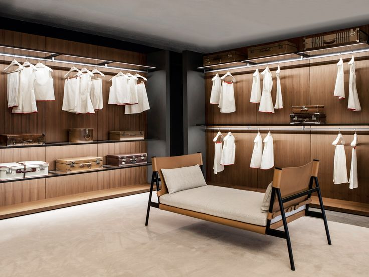 Porro Spa | Walk In Closet Systems + Traveller Daybed Available At Graye LA