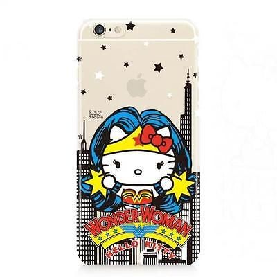"New Sanrio Hello Kitty X DC Wonder Woman IPHONE 6 6s PLUS 5.5"" COVER HARD CASE - http://collectibles.goshoppins.com/animation-art-characters/new-sanrio-hello-kitty-x-dc-wonder-woman-iphone-6-6s-plus-5-5-cover-hard-case/"